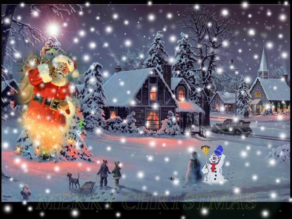 Bewegende Kerst Afbeeldingen   ARCHIDEV